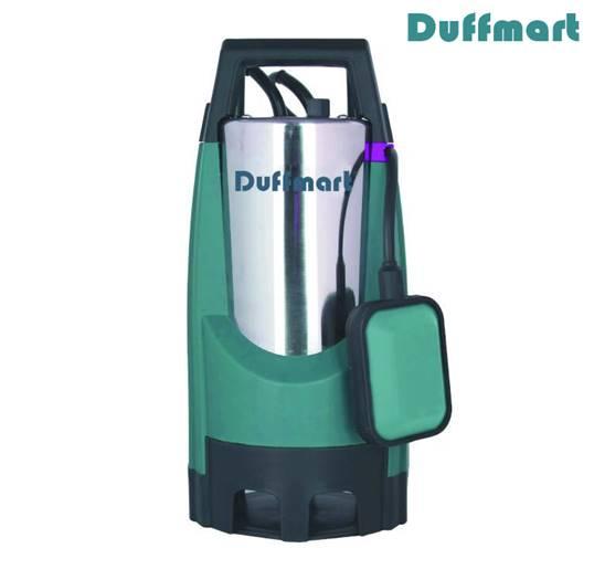 DM42102-Duffmart MW1100-H INOX Dalgıç Pompa