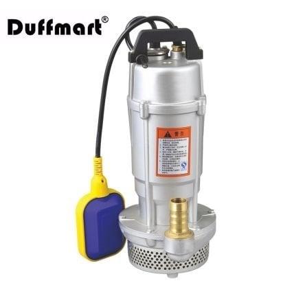Duffmart QDX1.5-12-0.55 Temiz Su Dalgıç Pompa